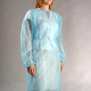 Одноразовая одежда и бельё для посетителей