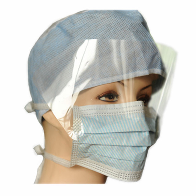 Disposable-3-Ply-Non-Woven-Face-Mask