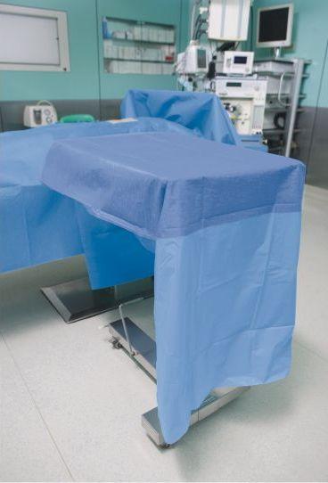 Прочее одноразовое белье и одежда медицинского назначения